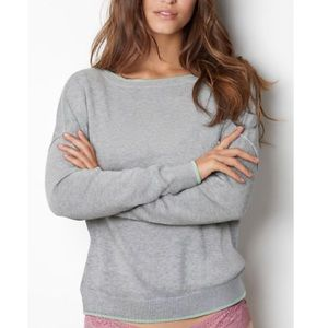 Victoria's Secret Love Logo Sweater